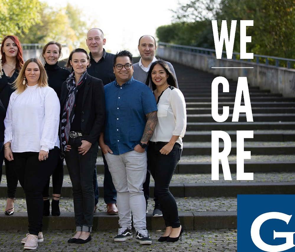 We care - Hausvwatung Bochum